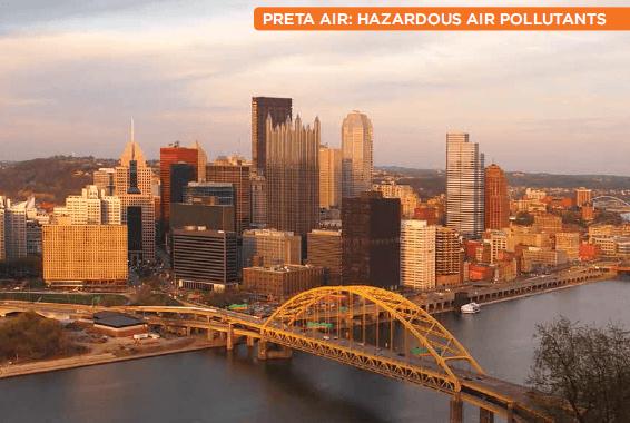 Pittsburgh Regional – Environmental Threats Analysis (PRETA) Report