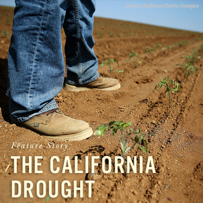 california drought feature