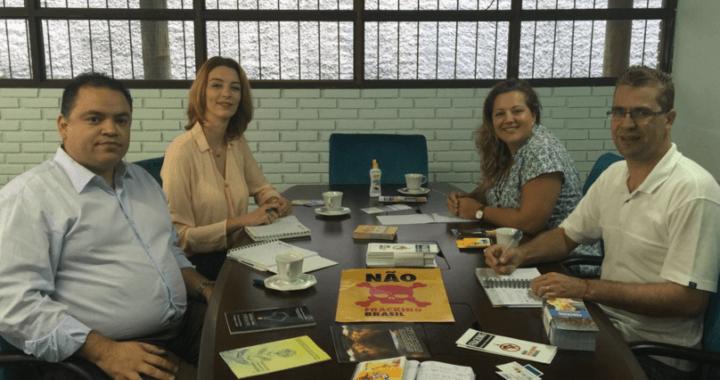 Coalizão Não Fracking Brasil formaliza parceria com a Cáritas Brasileira