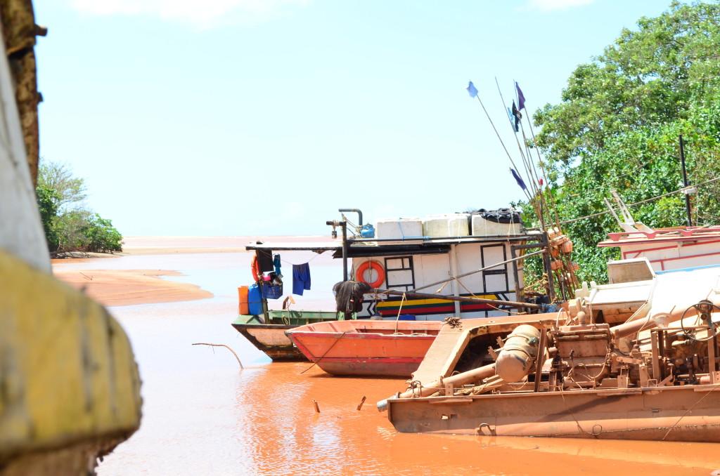 Foz do Rio Doce, Regência (ES) - Foto: Paulo de S. Lima