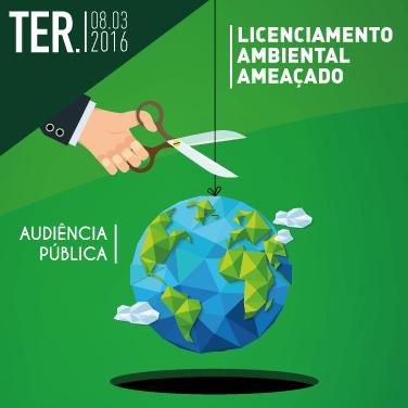 CONAMA Urgente – Licenciamento ambiental em severo risco no Brasil
