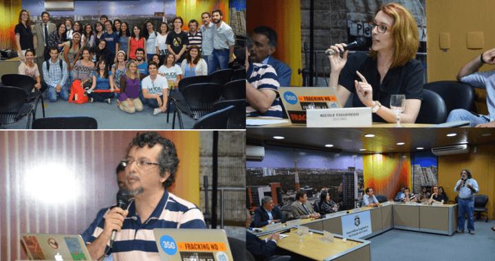 LIBERTE-SE: Audiência pública evidencia oposição a termelétricas no Ceará