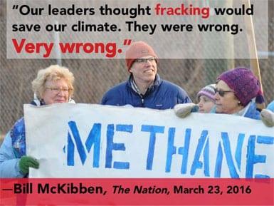 fracking-methane