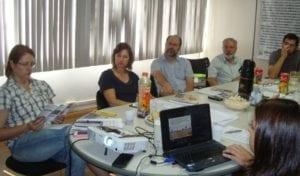 Reunião REPAS e COESUS