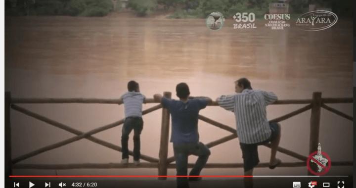 LIBERTE-SE: Seis meses após tragédia de Mariana, vídeos mostram o drama dos impactados pela lama na foz do Rio Doce
