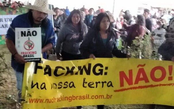 Jornada de Agroecologia discute ameaças do FRACKING