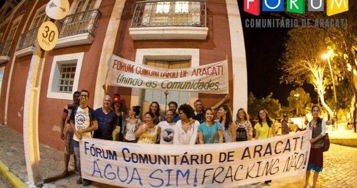 Aracati é a primeira cidade do Nordeste a proibir o FRACKING