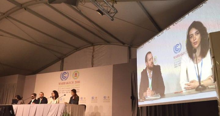 Veja como foi a participação da 350.org Brasil e América Latina na COP 22