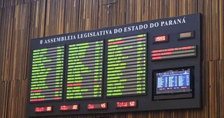Em decisão inédita, deputados do Paraná proíbem operações de FRACKING
