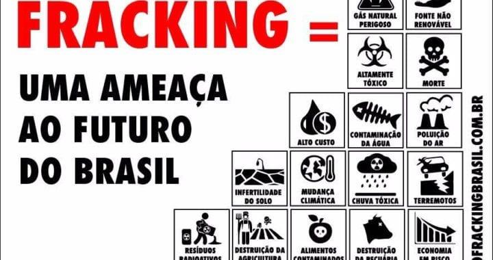 COESUS divulga novo modelo de Projeto de Lei para os municípios banirem o fracking