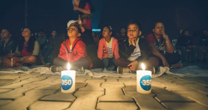 Ainda estamos em êxtase! Veja fotos da Vigília pela Criação e Refugiados Climáticos