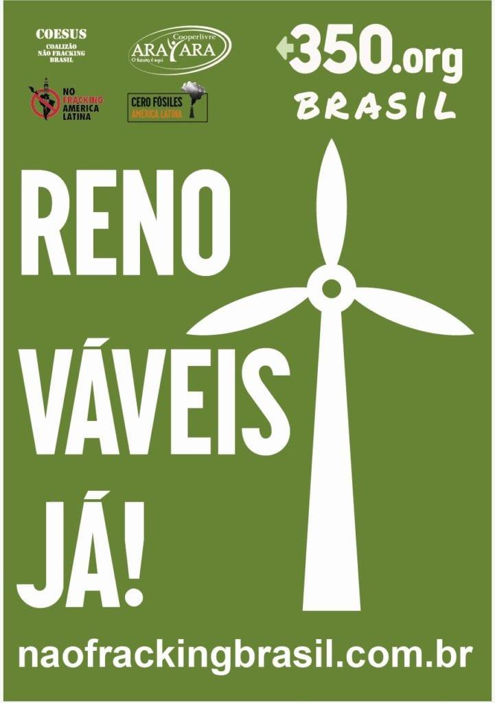 renováveis já