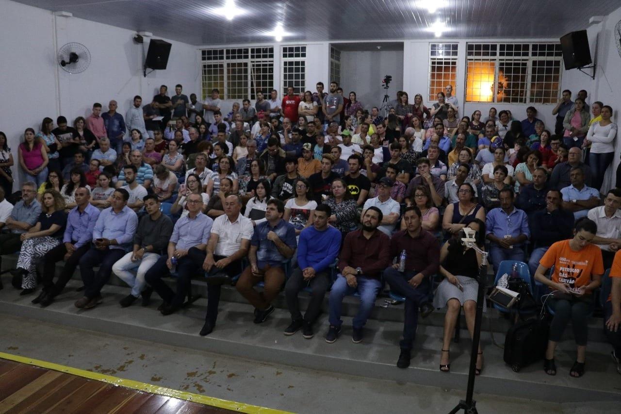 Moradores de Paiçandu se posicionam contra o fracking