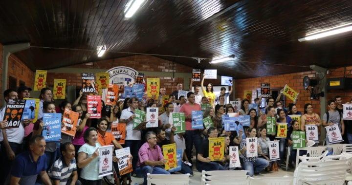 Goioerê é mais um município paranaense livre do fracking