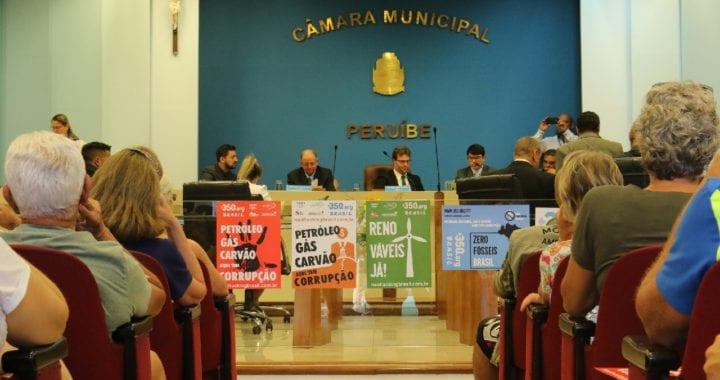 Moradores de Peruíbe permanecem unidos em defesa do meio ambiente