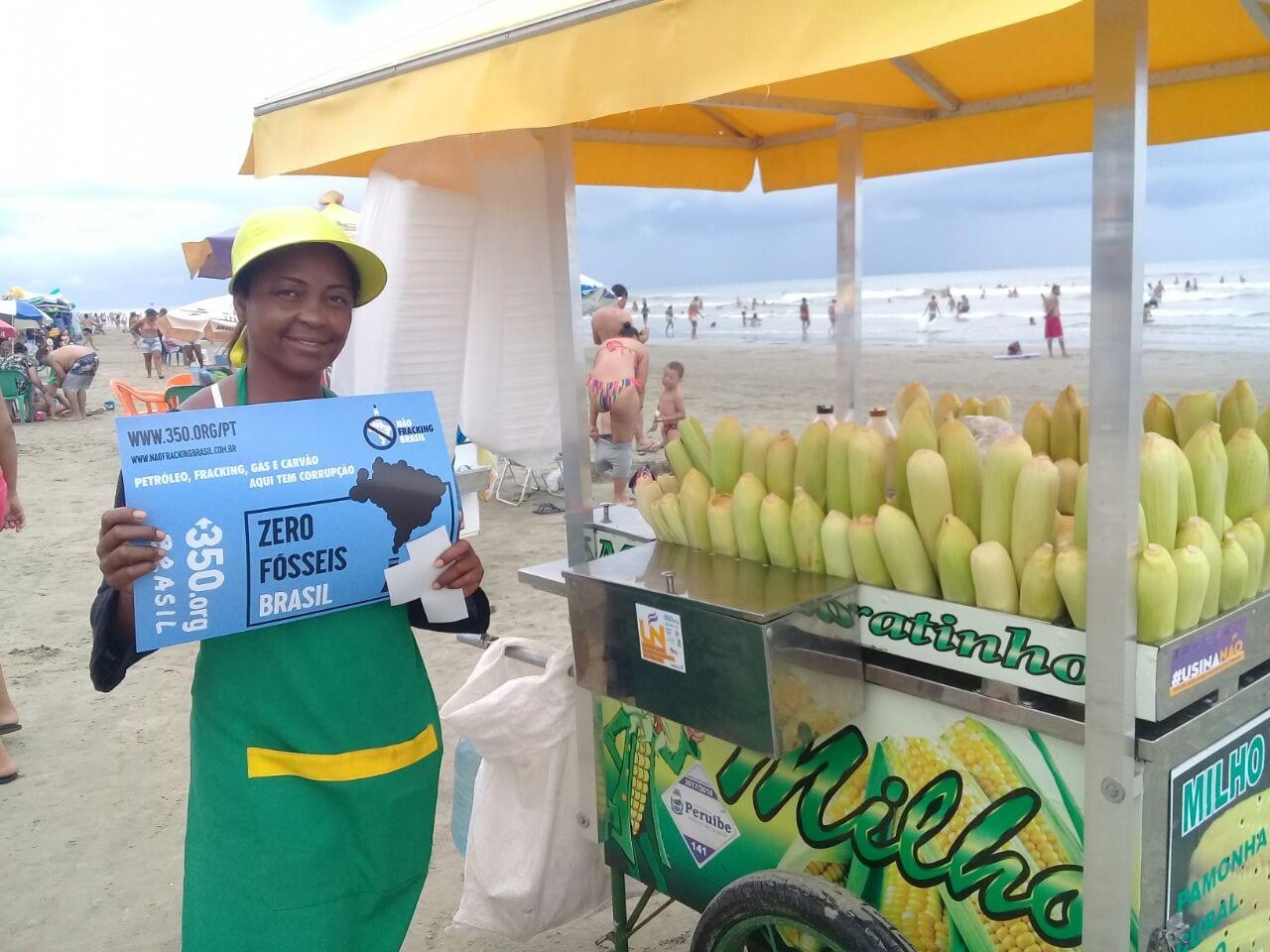 Verão: tempo de férias e conscientização em Peruíbe/SP