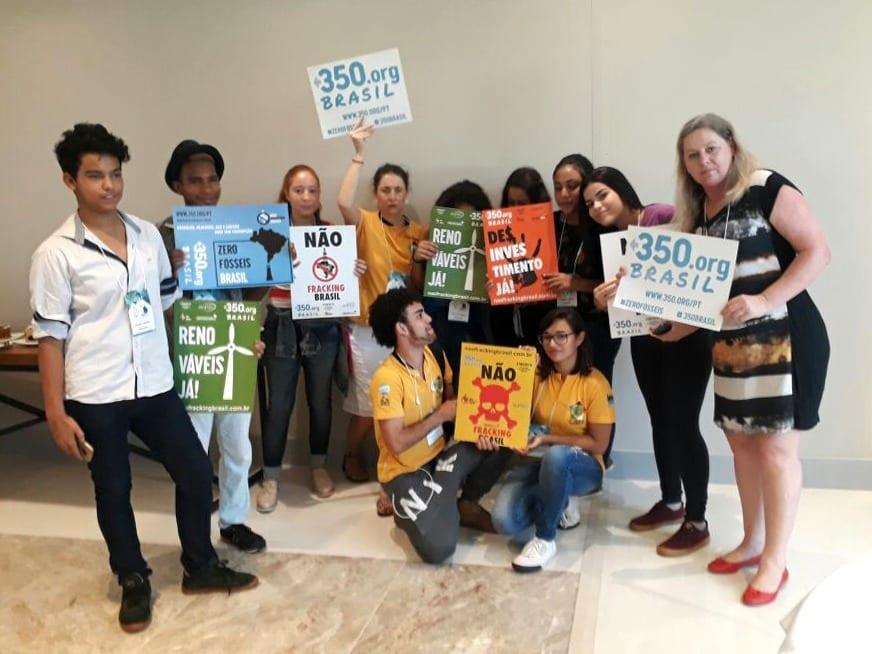 Rumo a Brasília 2018: esquenta para o 8º Fórum Mundial da Água