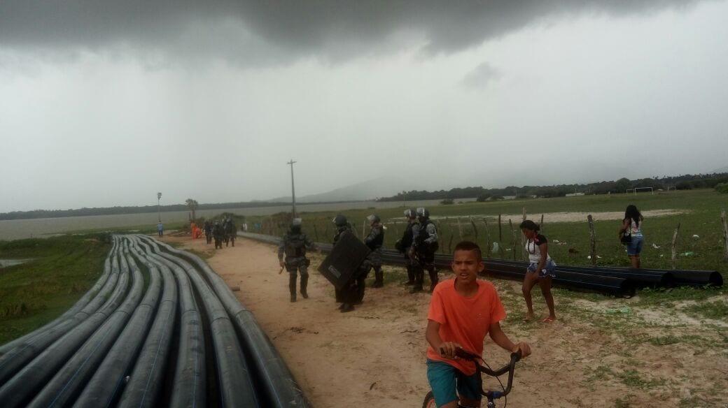 Alerta: Reacesa a guerra pela água no Ceará