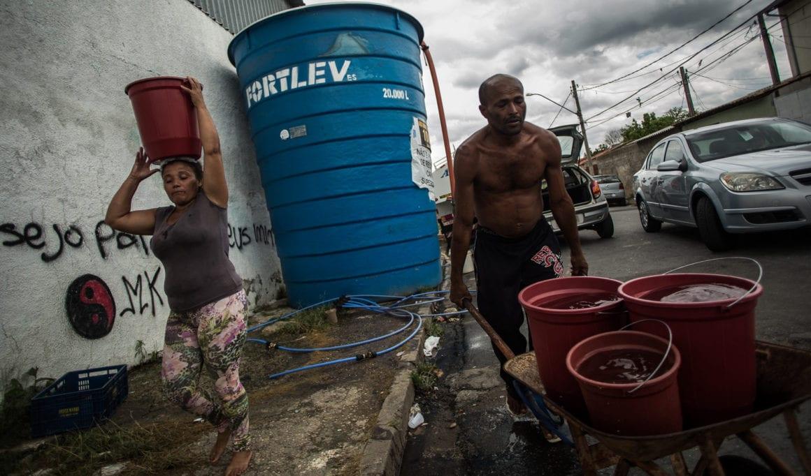 Crise hídrica: um problema ainda contornável