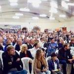 Xisto aqui não: mais de mil pessoas se reúnem em audiência pública em Papanduva (SC)