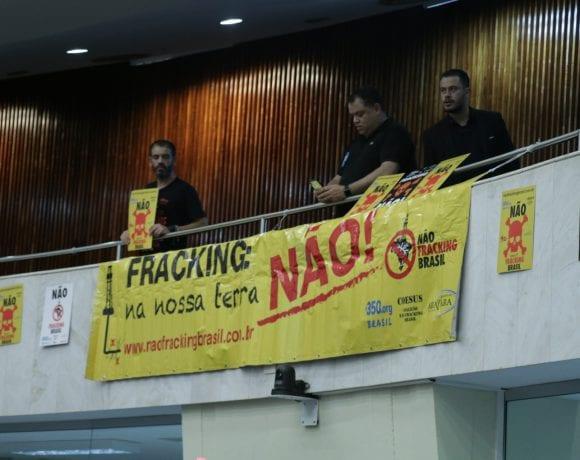 Vitória no Paraná: lei que proíbe fracking é aprovada na 1ª votação