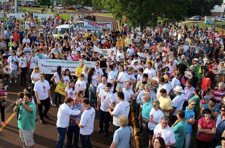 Paraná sanciona lei que proíbe o fracking em todo o estado