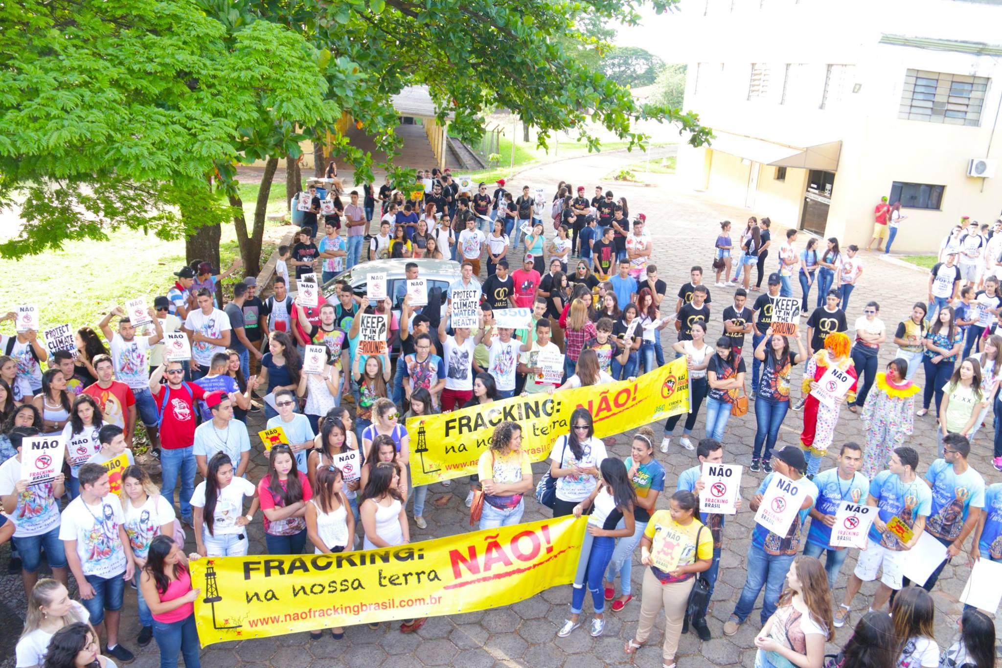 primeira lei anti-fracking
