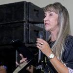 """""""Santa Catarina sem xisto é uma conquista"""", afirma Valquíria  Schwarz"""