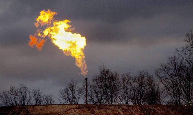 Gás de xisto é um dos principais fatores do aumento do aquecimento global
