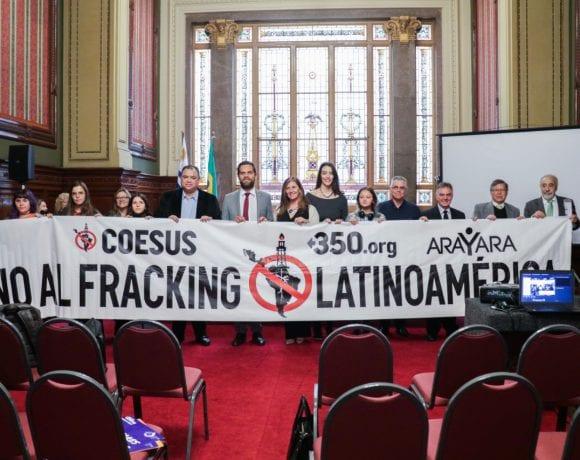 Senado uruguaio debate lei anti-fracking e destaca exemplo brasileiro