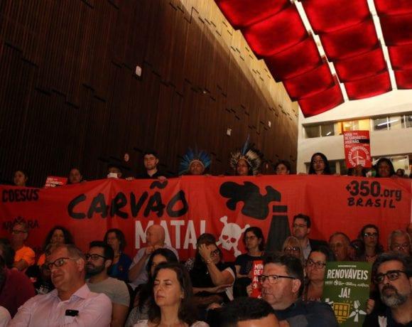 MPF dá parecer favorável a pedido da Arayara e pede suspensão imediata do licenciamento da Mina Guaíba