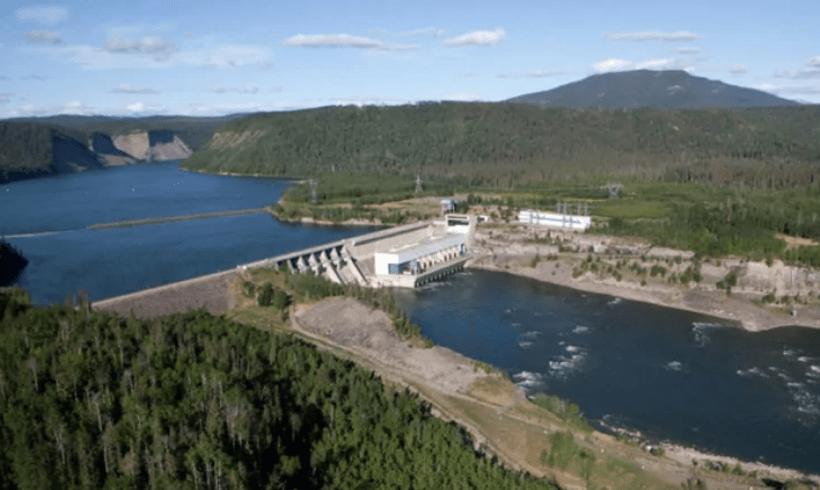 Barragem corre risco em função de terremotos induzidos pelo fracking