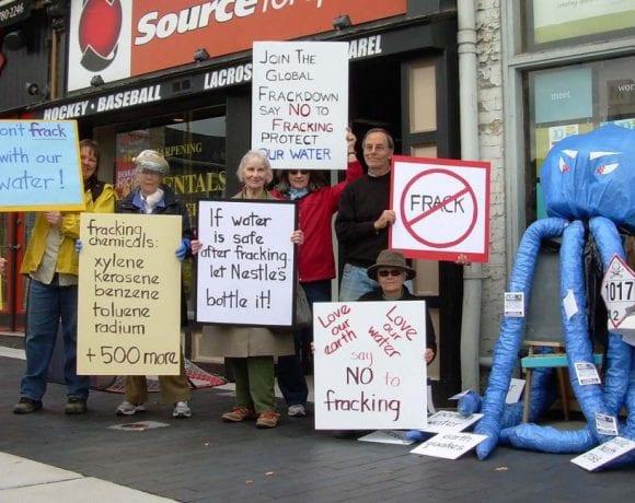 Médicos divulgam novo relatório pedindo moratória sobre fraturamento no Canadá