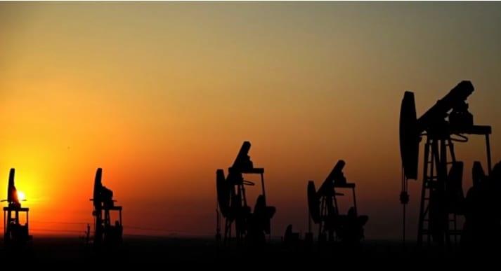 declínio do fracking